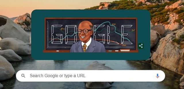 Sir W. Arthur Lewis Google Doodle celebrates Saint Lucian British economist who won the Nobel Memorial Prize in Economic Sciences