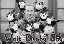Walt Disney Day
