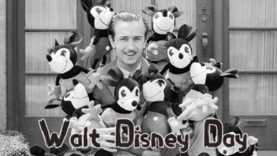 Walt Disney Day