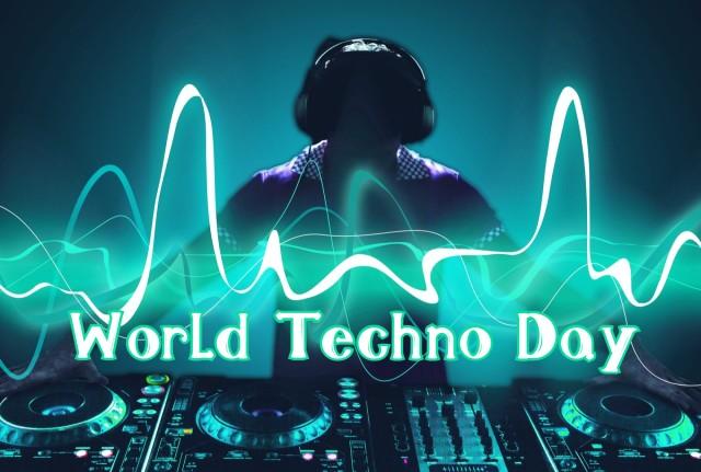 World Techno Music Day