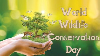 World Wildlife Conservation Day