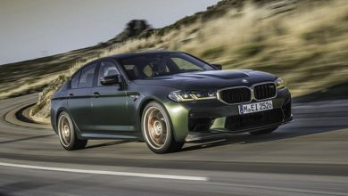 2022 BMW M5 CS is the organizations fastest manufacturing car ever