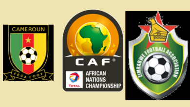 Cameroon vs Zimbabwe African Nations Championship