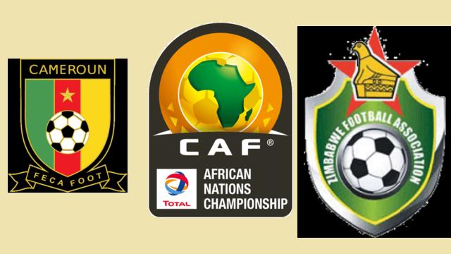 Cameroon vs Zimbabwe African Nations Championship