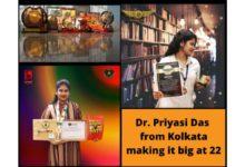 Dr Priyasi Das