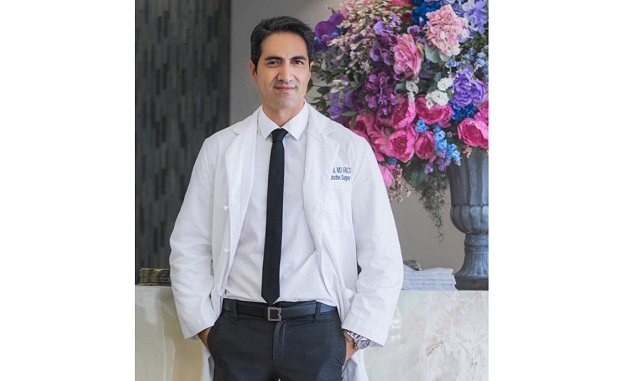 Get to Know Nose Expert Dr. Omidi