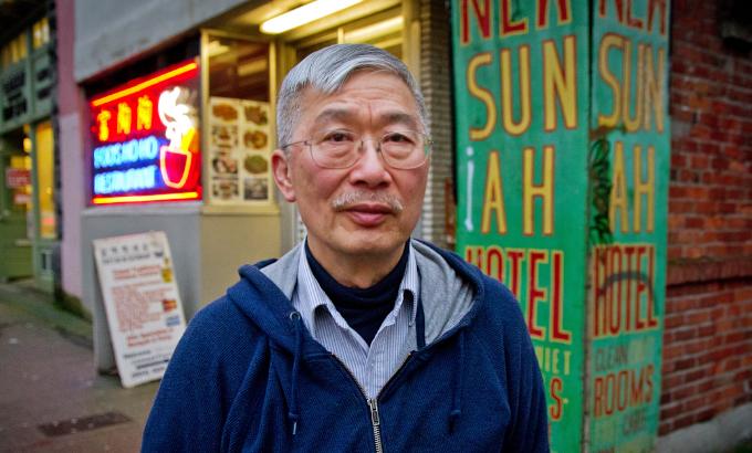 Jim Wong Chu 朱藹信