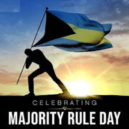 Majority Rule Day in the Bahamas