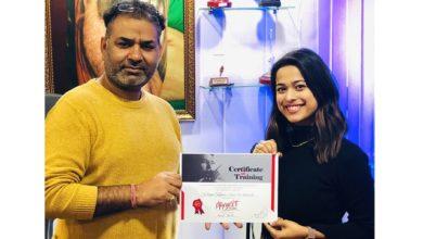 Meet Divya Kapoor Jammus First Certified Female Tattoo Artist