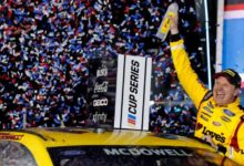 Daytona 500 official results Michael McDowell wins NASCAR Cup Series