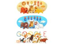Google Doodle Celebrates Lunar New Year 2021 In Multiple Countries