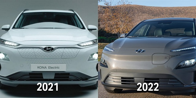 Hyundai uncovers redesign and upgrades to 2022 Kona Electric SUV