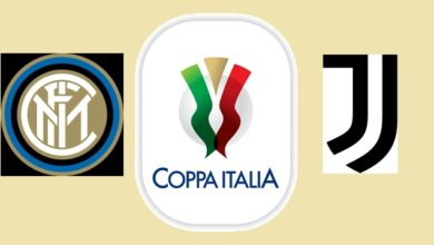 Inter Milan vs Juventus Coppa Italia Semi Final
