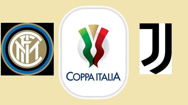 Inter Milan vs Juventus Coppa Italia Semi Final