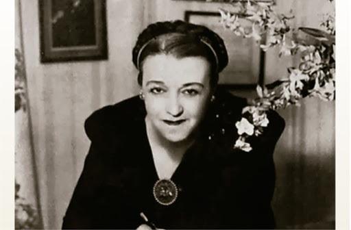 Mexican Composer Maria Grever