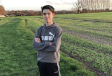 Music is becoming a lifestyle for British teenager Henry Colin Wright