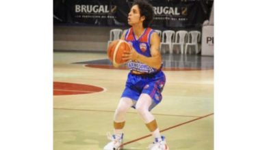 Roman Perez is back for his basketball season