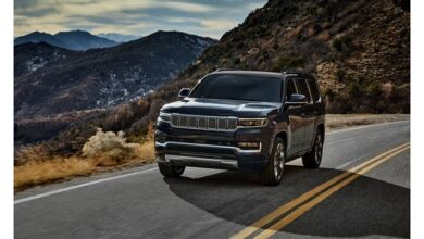 2022 Grand Wagoneer is Jeeps first six figure luxury SUV