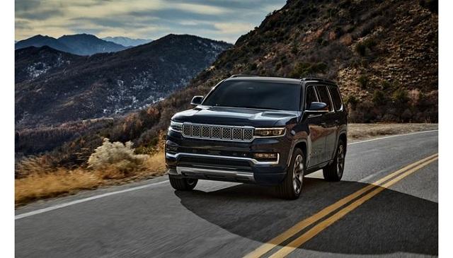2022 Grand Wagoneer is Jeeps first six figure luxury SUV