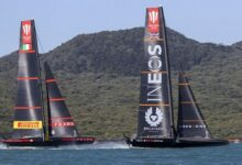 36th Americas Cup 2021