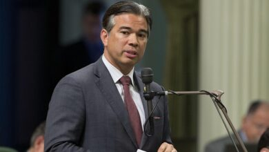California Gov. Gavin Newsom nominates Democratic state Assemblyman Rob Bonta the first Filipino American to hold the attorney general post