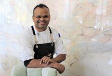 Chef Adam Schihab introduces Bi color croissant at Vanille Restaurant