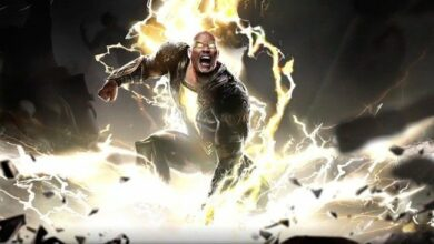 Dwayne Johnsons Black Adam movie will be released in 2022