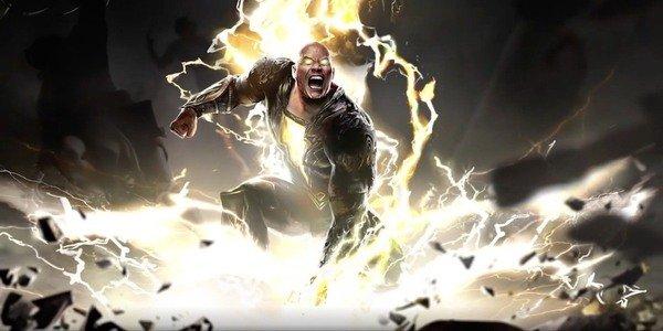 Dwayne Johnsons Black Adam movie will be released in 2022