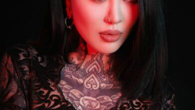 An exclusive interview with famous tattoo artist Yoo Jung Ha (Alisha Gory)