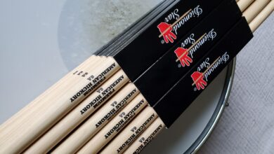 Landon Hall Describes What Makes Diemond Star Drumsticks One of a Kind