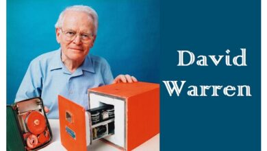 Interesting Facts about Australian scientist and inventor David Warren