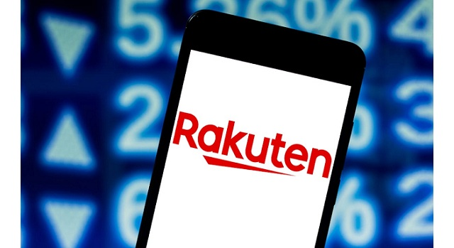 Japanese e commerce giant Rakuten to raise 2.2 billion by giving new shares to Walmart Tencent and Japan Post