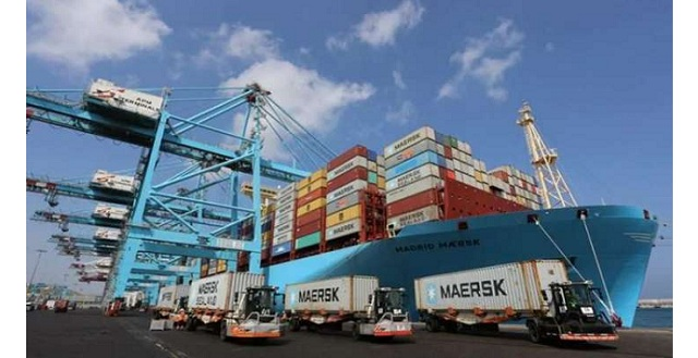 Maersk will launch the worlds first carbon neutral liner vessel in 2023 if collaborates cooperate