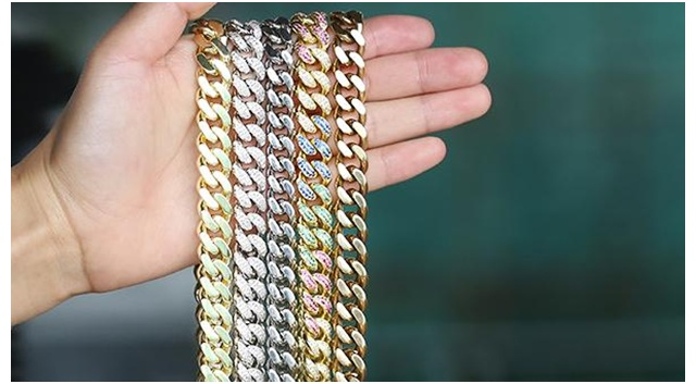 Materials That Can Be Used To Form Cuban Link Chains