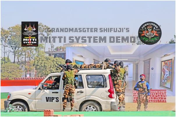 Meet Grandmaster Shifuji Shaurya Bhardwaj The Inventor of the Worlds Deadliest Counter Terrorism Training Mitti System 2