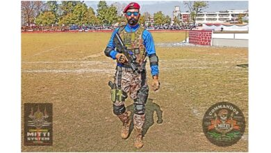 Meet Grandmaster Shifuji Shaurya Bhardwaj The Inventor of the Worlds Deadliest Counter Terrorism Training Mitti System