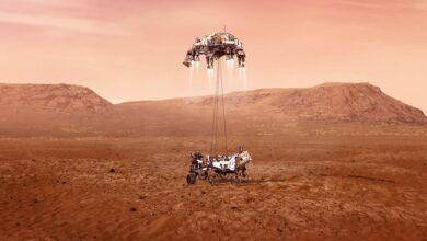 NASA honors Navajo language on Mars with Perseverance rover rock names