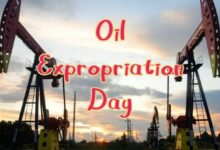 Oil Expropriation Day expropiacion petrolera in Mexico