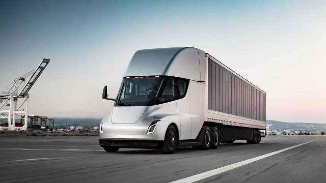 Tesla accepts new orders for 10 Tesla electric semi trucks and 2 Megacharger orders in California
