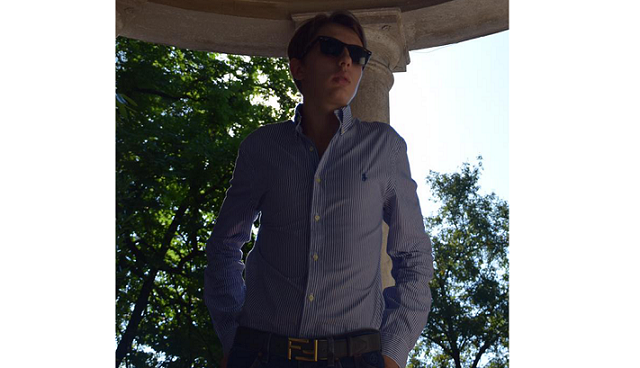 The social media marketing journey of Lorenzo Riavis from