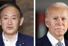 Yoshihide Suga and Joe Biden to insist Senkaku Islands fall under Japan U.S. security agreement