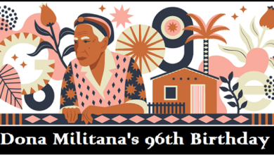 dona militana 96th birthday