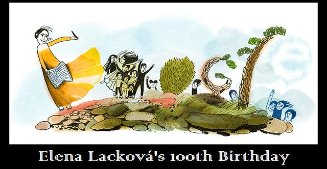 elena lackova 100th birthday