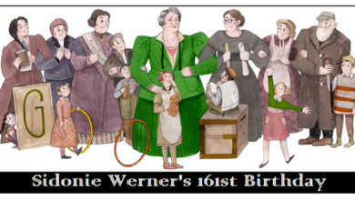 sidonie werner 161st birthday