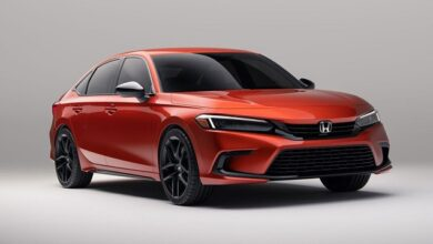 2022 Honda Civic sedan officially released in the US but not coming to Australia