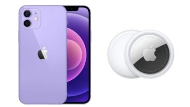 AirTags and Purple iPhone 12 start to receive to Apple clients in New Zealand and Australia on April 30