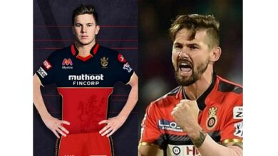 Australian cricketers Kane Richardson and Adam Zampa come back to Australia from IPL despite India travel ban