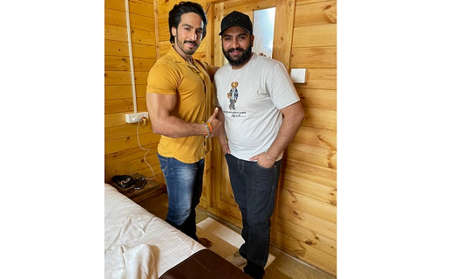 Celebrity costume designer and stylist Talwinder Singh his upcoming work with Thakur Anoop Singh 1