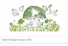 Google Doodle celebrates Earth Day 2021 to urges everybody to Restore Our Earth by plant the seed to a brighter future