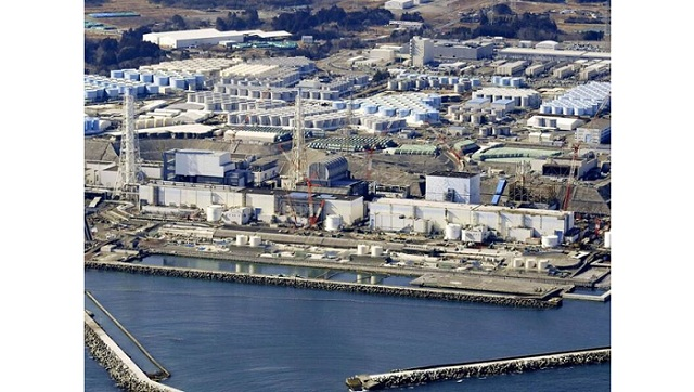 Japan plans to release Fukushima nuclear plant treated radioactive water into the Pacific Ocean